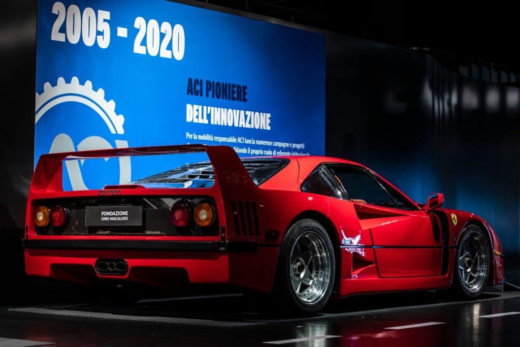 """Exhibition """"La storia dell'ACI è la storia dell'auto"""""""