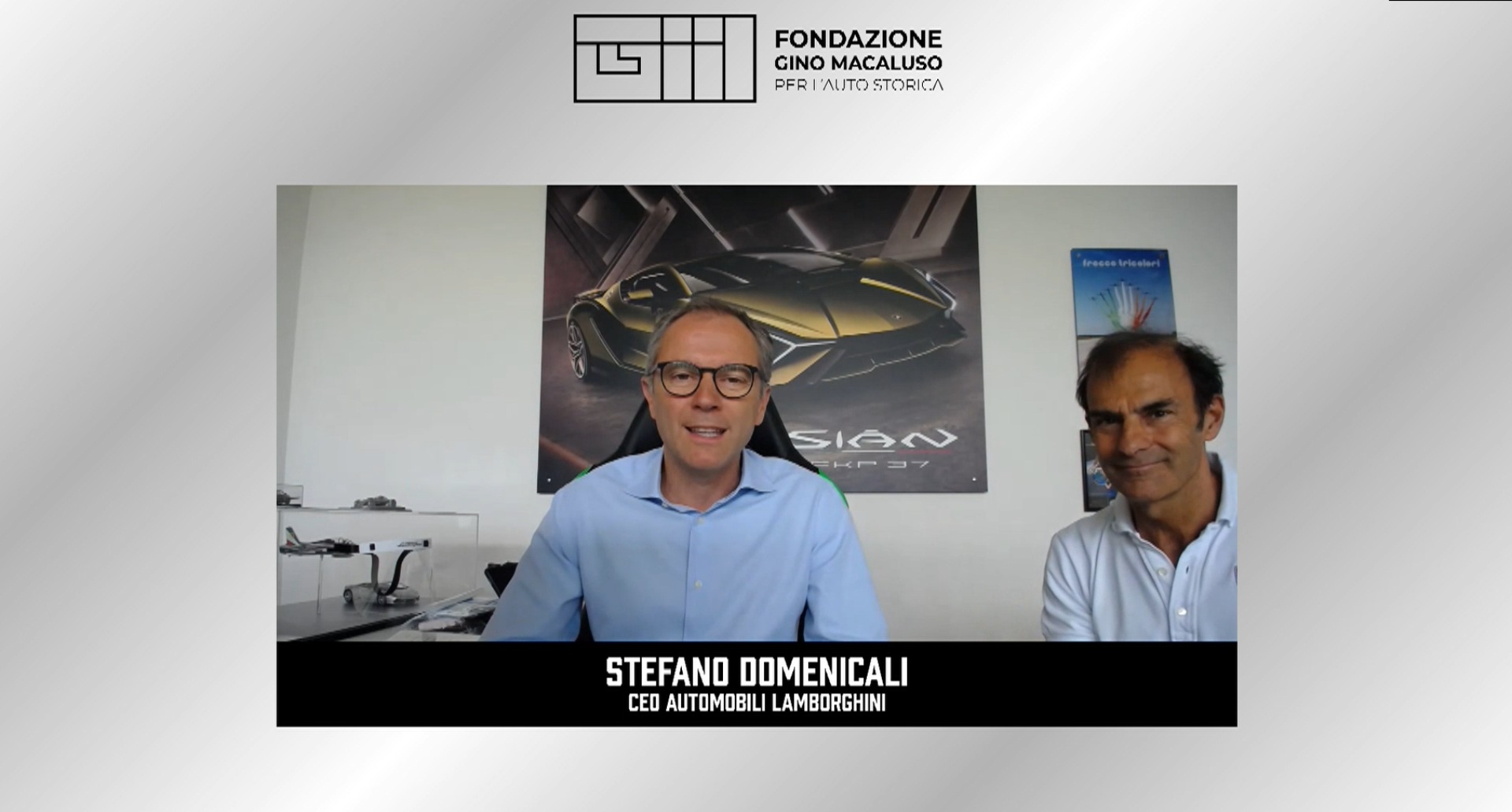 Screenshot Stefano Domenicali