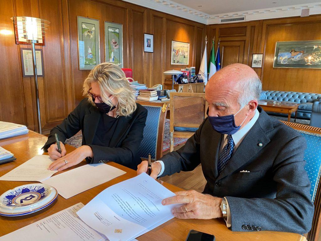 Fondazione Gino Macaluso e ACI Storico