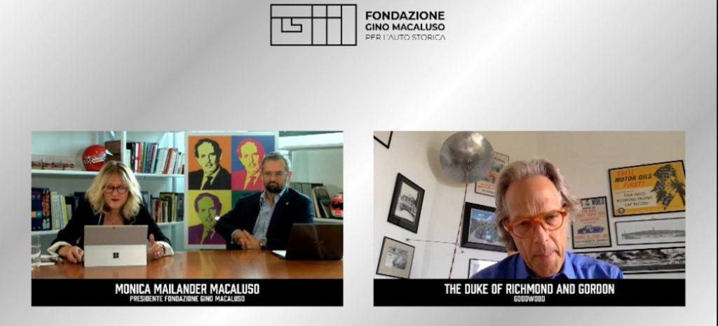 Fondazione meets the press